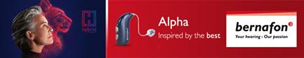 Luidspreker in het oor toestellen - Sponsor