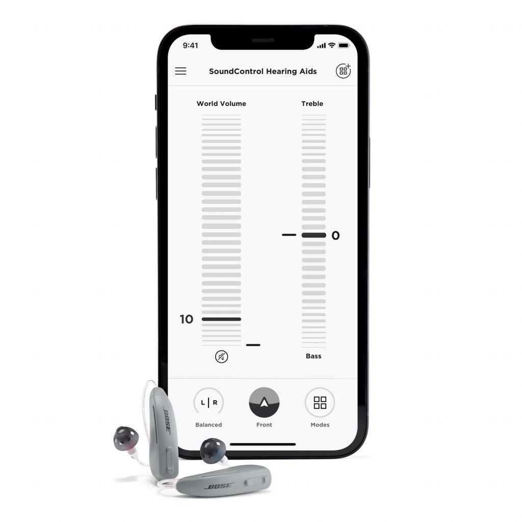Bose Soundcontrol doe-het-zelf hoortoestel