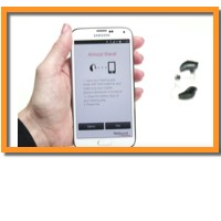 Android smartphone hoortoestellen