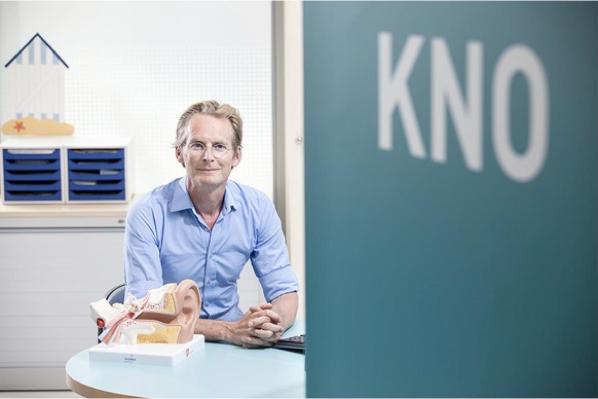 Henk Blom Hagaziekenhuis operatie ziekte van meniere