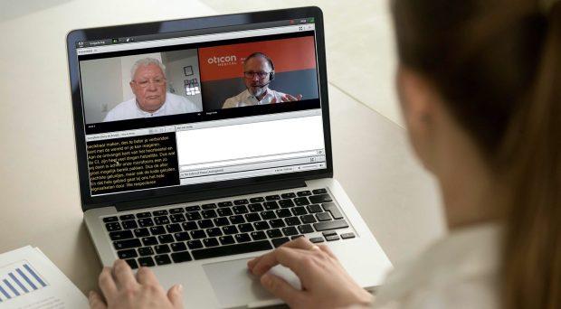 Hoorzaken - Online CI Informatiebijeenkomst – Oticon Medical