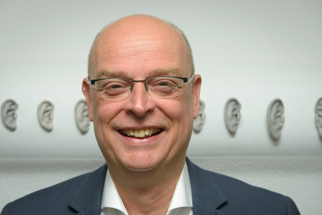 Marco Veenhuis neemt afscheid
