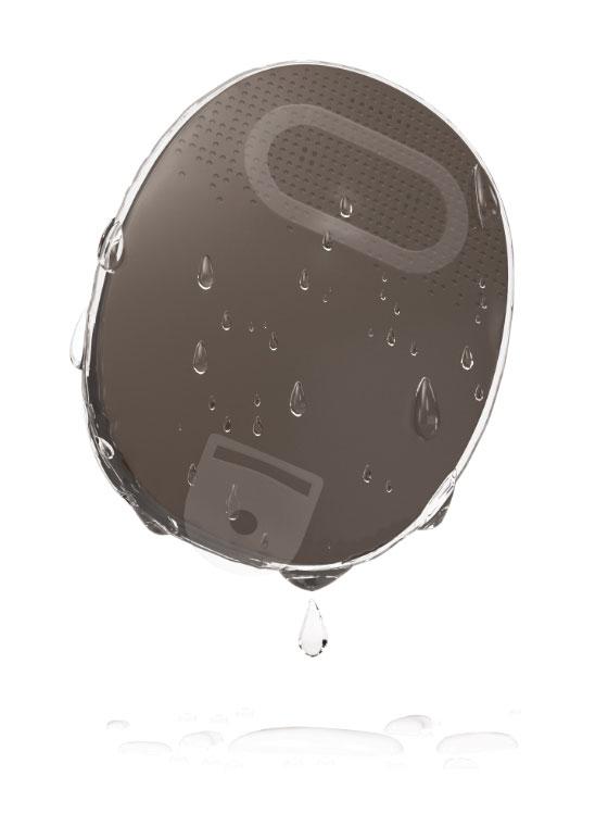 med-el rondo ip68 waterbestendig