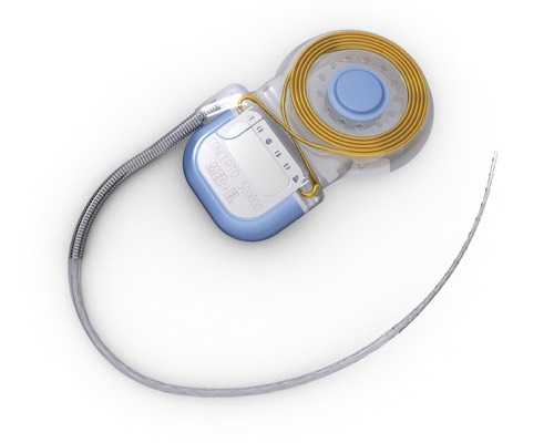 merken cochleair implantaten med el implantaat