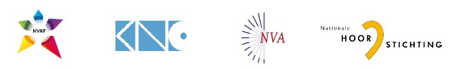 NVA KNO NVKF Nationale hoorstichting logo
