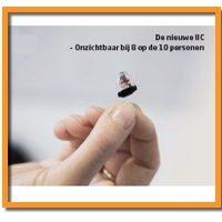 Oticon Opn in het oor hoortoestel