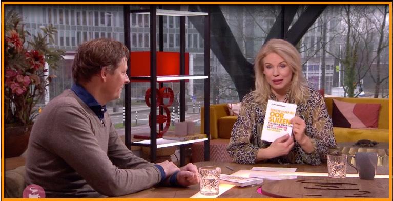 Olav Wagenaar bij Koffietijd! RTL4