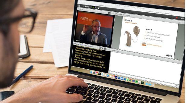 Hoorzaken - Online CI-bijeenkomst – Oticon Medical