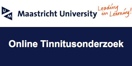 online onderzoek naar tinnitus maastricht