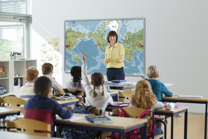 Oticon EduMic klaslokaal microfoon slechthorende kinderen