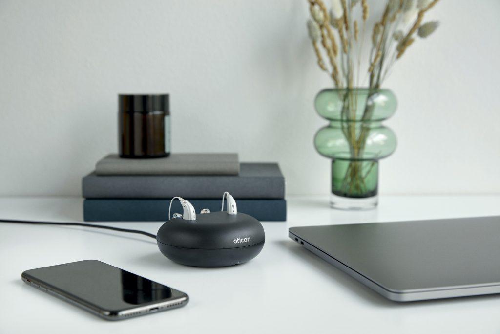 Oticon More gehoorapparaat oplaadbaar