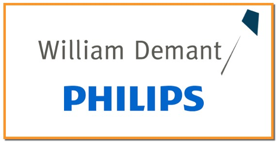 Philips hoortoestellen licentie William Demant