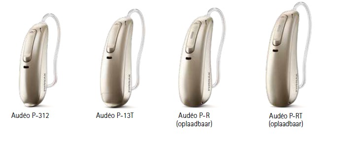 Phonak Paradise Audeo serie
