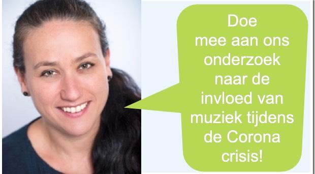 Rebecca Schaefer onderzoek muziek corona crisis