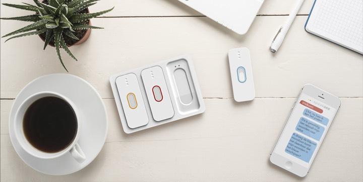 SpeakSee Microfoon Oplader Smartphone
