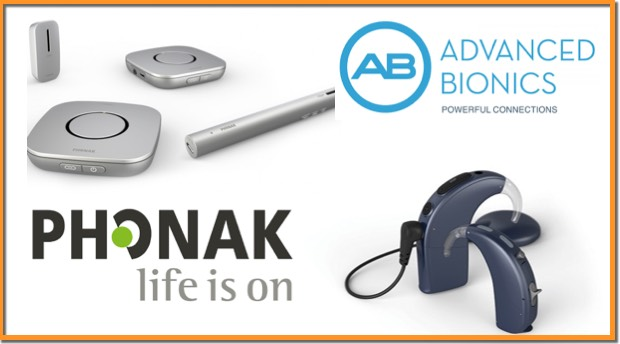 informatiesessies accesoires en hoortoestellen Advanced Bionics Phonak