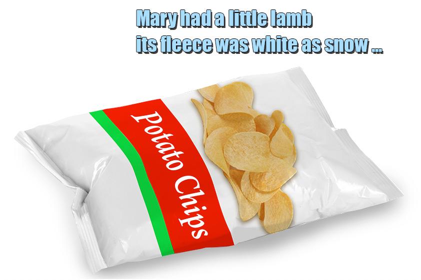 afluisteren chips