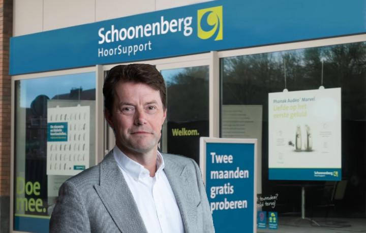 Arthur Romijn directeur schoonenberg hoorsupport