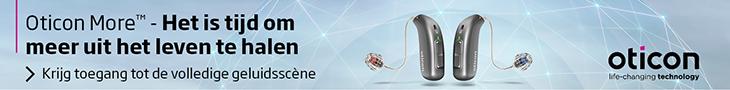 De weg naar een hoorapparaat - Sponsor