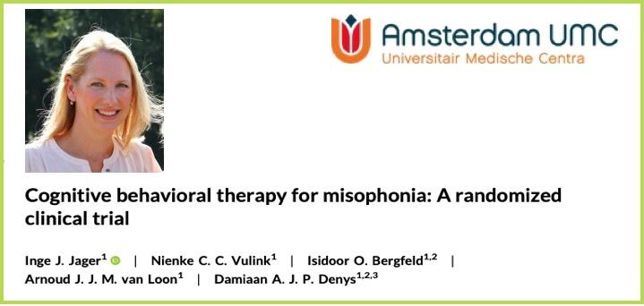behandeling misofonie