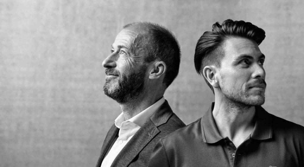 bewistwordingscampagne GAIN Reinier van den Berg en Michale Graste