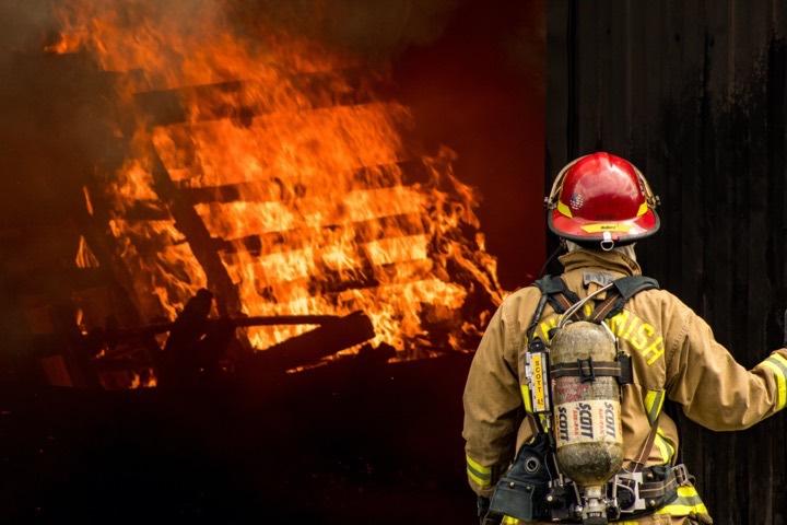 brandweermannen kans op tinnitus en gehoorschade
