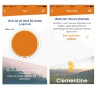 Clementine-Hearing-App