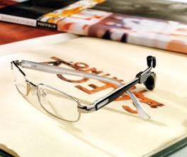 Beengeleidingsbril