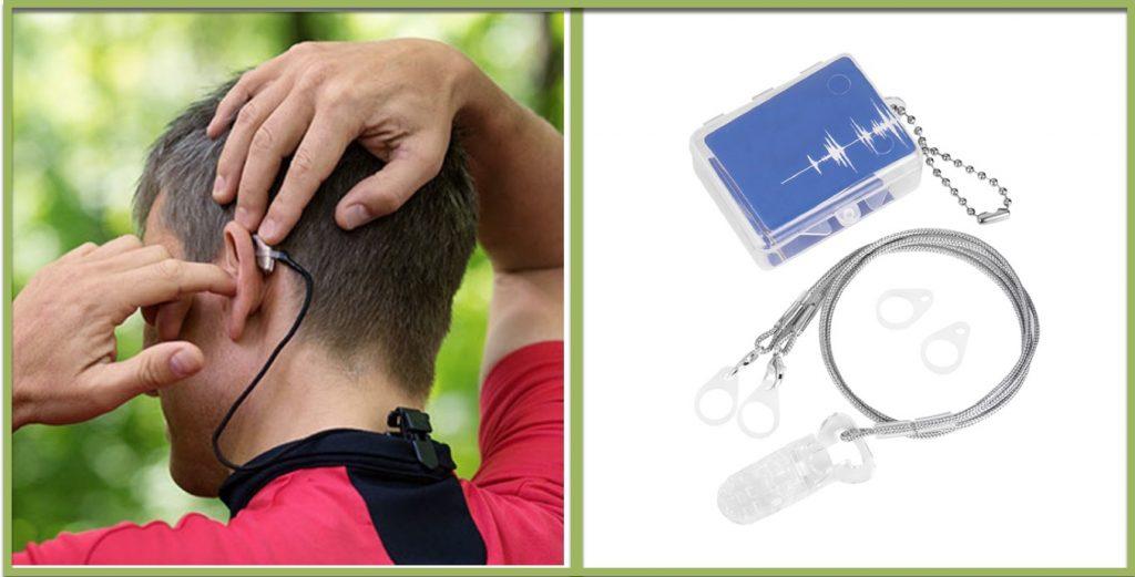 clip verlies hoorapparaat voorkomen mondkapje