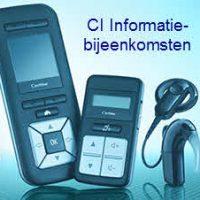 cochleair implantatie informatie bijeenkomsten