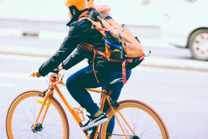 fiets gevaar gehoorverlies dove en slechthorende kinderen