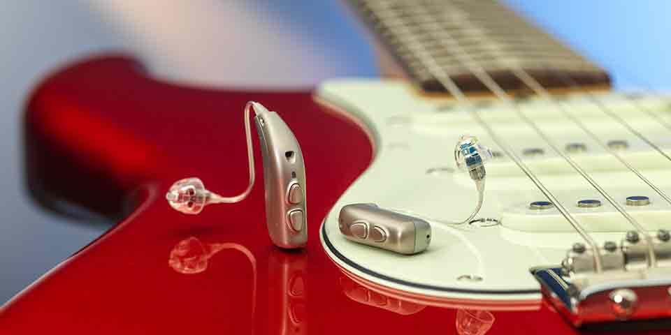 muziek luisteren en musicieren met hoortoestellen