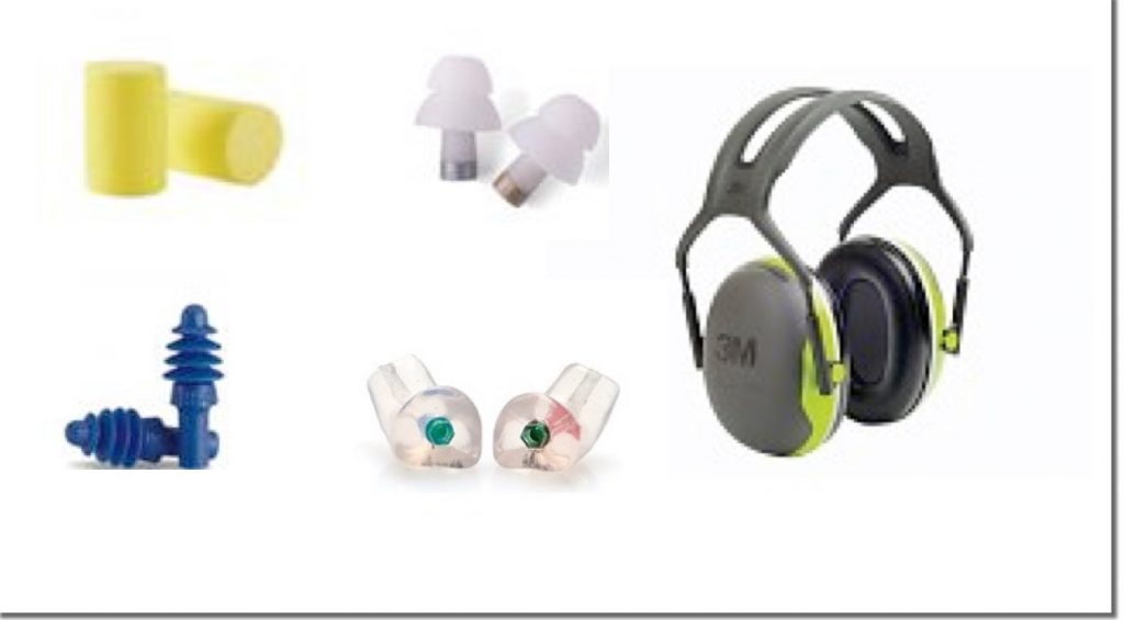 gehoorbeschermers verschillende soorten voorkomen gehoorschade