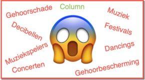 Bangmakerij – Column naar aanleiding van item over geluidsintensiteit bij concerten in Nieuwsuur