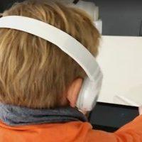 gehoorschade door hoofdtelefoon