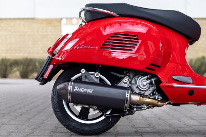 geluidhinder scooters
