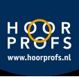 hoorprofs audiciens logo