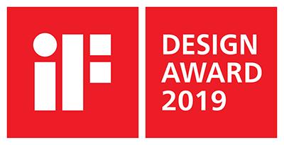 If design award styletto hoortoestel