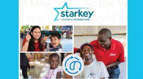 Hoorzaken - Starkey zamelt ook in 2021 gebruikte hoortoestellen in