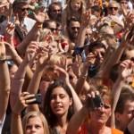 jongeren slechthorend festival