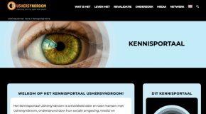 Stichting Ushersyndroom lanceert kennisportaal