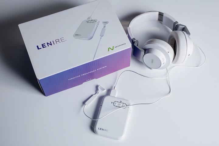 Lenire tinnitus toestel neurmod