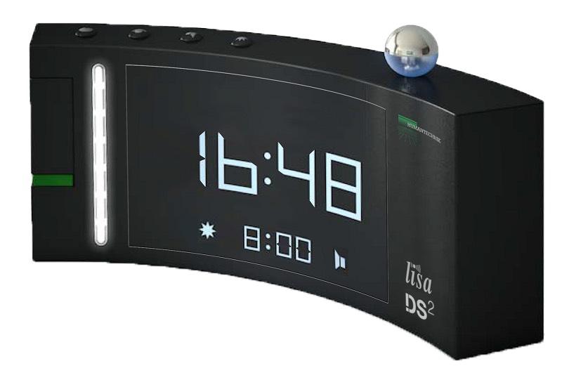 LISA DS 2 Wekker voor slechthorenden