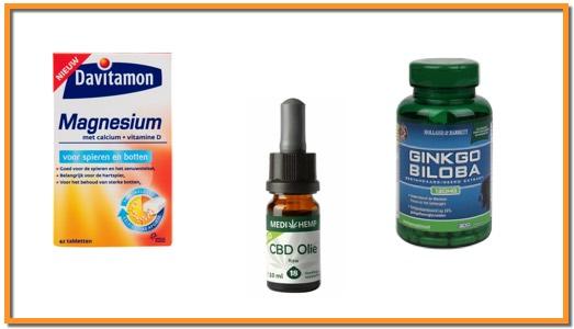middel tegen tinnitus
