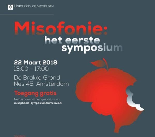 eerste misofonie symposium