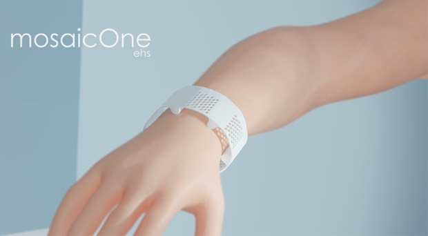 mosaicone armband cochleair implantaat