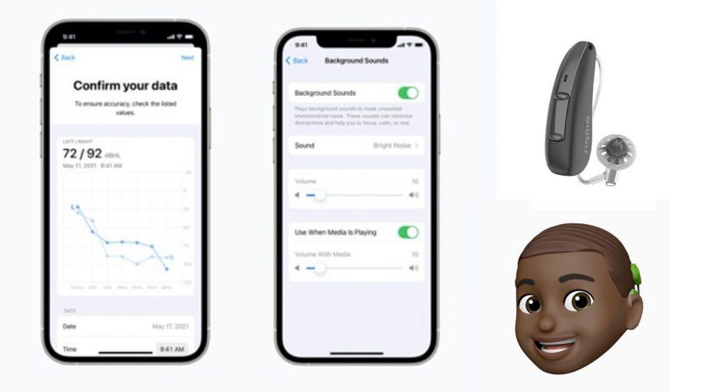 nieuwe software apple slechthorenden doven emoji cochleair implantaat
