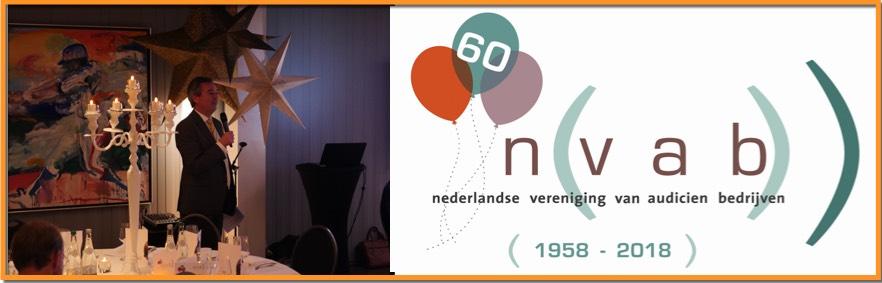 NVAB 60 jaar Meindert Stolk