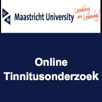 online onderzoek tinnitus