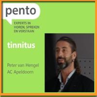 Peter Van Hengel AC Apeldoorn tinnitus